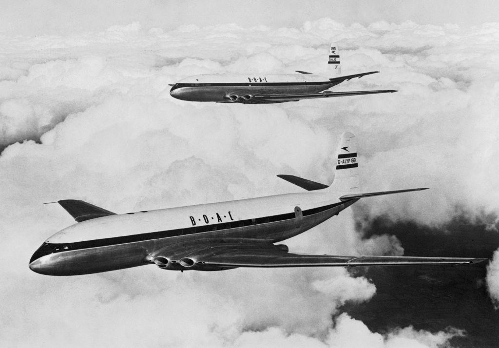 De Havilland DH-106 Comet 1
