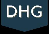De Havilland Gin Mobile Logo